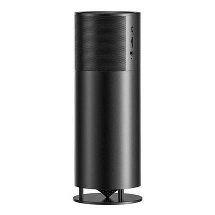 Портативная беспроводная Bluetooth колонка Remax RB-M46 черная Speaker, фото 2