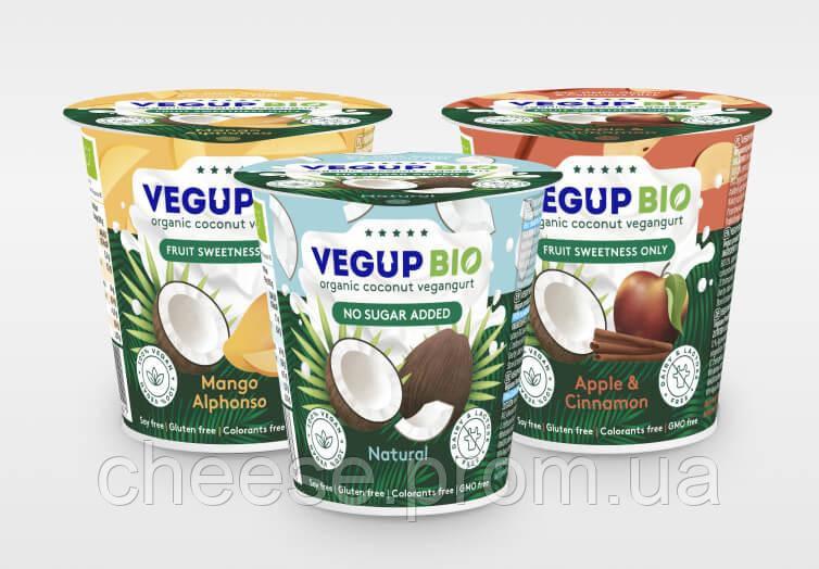 Йогурт веганський Манго 140г Vegup BIO