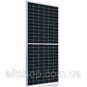 Солнечная панель ALM-380M-120  (солнечная батарея,фотомодуль,зеленый тариф,солнечная электростанция)
