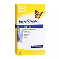 Тест-полоски Free Style №50