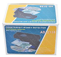 Детектор валют 2138