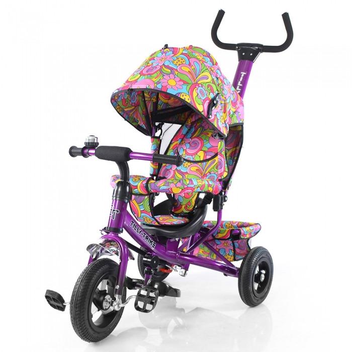 Велосипед трехколесный TILLY Trike T-351-6 Purple