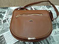 Женская сумка-клатч рыжий,качественный красивый(Турция)