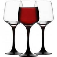 Набор бокалов для вина 330 мл 6 шт Gurallar Art Craft