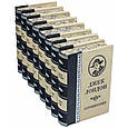 """Джек Лондон """"Збірник творів"""" в 8 томах подарункове видання в шкіряній палітурці, фото 4"""