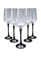 Набор бокалов для шампанского 230 мл 6 шт Gurallar Art Craft