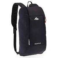 Рюкзак черный 10 Л (легкий, детский, туристический и велосипедный )