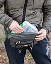 Поясная сумка спиннингиста Fisher, фото 6