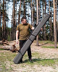 Двойной тубус для удилищ Fisher 195 см 100 мм