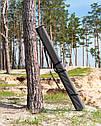 Двойной тубус для удилищ Fisher 195 см 100 мм, фото 2