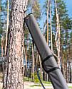 Двойной тубус для удилищ Fisher 195 см 100 мм, фото 3