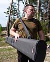 Двойной тубус для удилищ Fisher 195 см 100 мм, фото 5