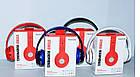 Бездротові Bluetooth-навушники Black TM-012S + Гарнітура, фото 2
