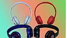 Бездротові Bluetooth-навушники Black TM-012S + Гарнітура, фото 3