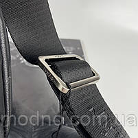 Чоловіча шкіряна нагрудна сумка слінг через плече H. T. Leather, фото 10
