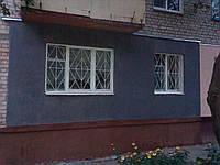 Утепление фасада домов