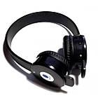 Bluetooth наушники BQ-868+MP3 плеер White, фото 2