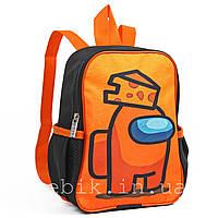 Дошкольный рюкзак для мальчика 26*19*9 см