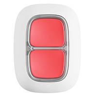 Ajax DoubleButton бездротова екстрена кнопка біла