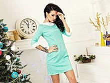 Платье из жаккарда фасон, фото 3