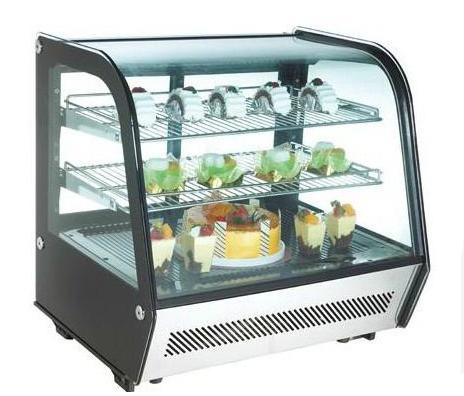 Настольные витрины кондитерские (холодильные)
