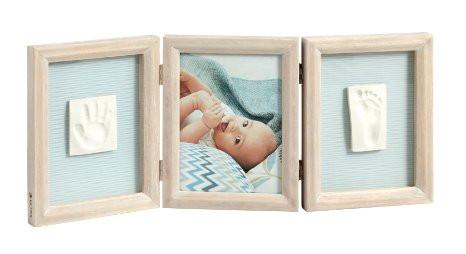 Тройная рамочка от Baby Art Double Print Frame Stormy, винтаж