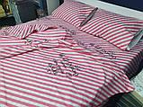 """Комплект постельного белья """"Престиж розовый Без/компаньона"""", бязь, фото 2"""