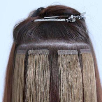 Виды накладных волос