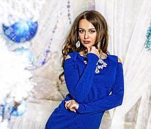 Платье с открытыми плечиками, фото 3