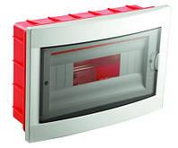 Щиток VIKO на 12 автомата внутренний и наружный