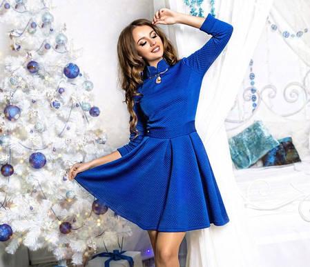 Платье приталенное , фото 2