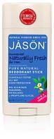 Твердый дезодорант «Природная свежесть» для мужчин *Jason (Канада)*