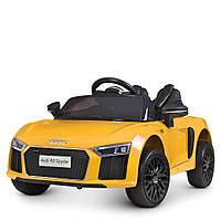 Детский электромобиль 4281EBLR-6, желтый, фото 1