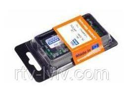 GOODRAM 4GB [1x4GB 1600MHz DDR3 CL11 1.35V SODIMM]