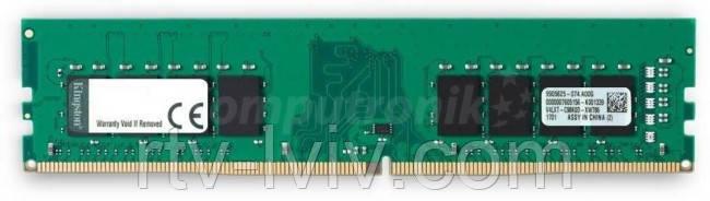 Kingston 4GB [1x4GB 2400MHz DDR4 CL17 DIMM]