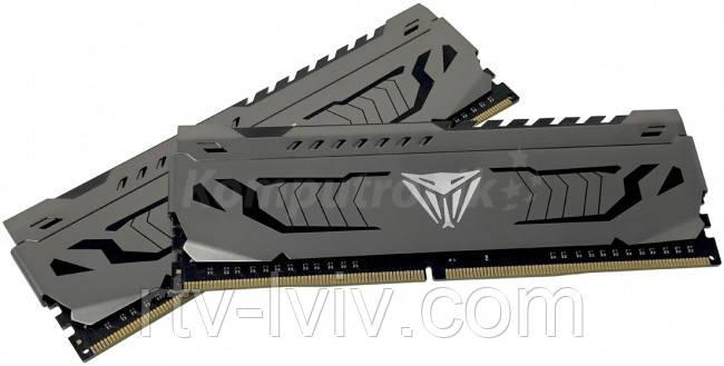 Patriot Viper Steel 16GB [2x8GB 3200MHz DDR4 CL16 DIMM]