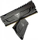 Patriot Viper Steel 16GB [2x8GB 3200MHz DDR4 CL16 DIMM], фото 4