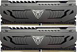 Patriot Viper Steel 16GB [2x8GB 3733MHz DDR4 CL17 DIMM], фото 2