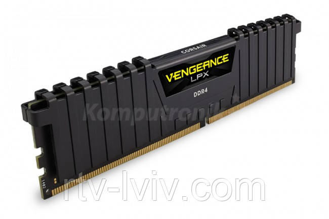 Corsair Vengeance LPX 16GB [2x8GB 3200MHz DDR4 CL16 1.35V DIMM]