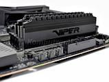 Patriot Viper Blackout 16GB [2x8GB 4000MHz DDR4 CL19 DIMM], фото 8