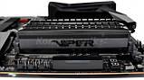 Patriot Viper Blackout 16GB [2x8GB 4000MHz DDR4 CL19 DIMM], фото 9