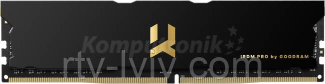GOODRAM IRDM Pro 16GB [2x8GB 3600MHz DDR4 CL17 1.35V DIMM]