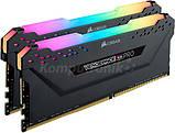 Corsair Vengeance RGB Pro 16GB [2x8GB 3200MHz DDR4 CL16 1.35V DIMM], фото 3