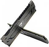Patriot Viper Steel DDR4 16GB KIT (2x8GB) 4400MHz CL19-19-19-39, фото 5