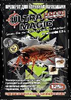 Ультра Магик (Ultra Magic) порошок от тараканов 125 г, Агромакси