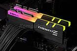 G.SKILL Trident Z RGB 16GB [2x8GB 3200MHz DDR4 CL14 1.35V XMP 2.0 DIMM], фото 2