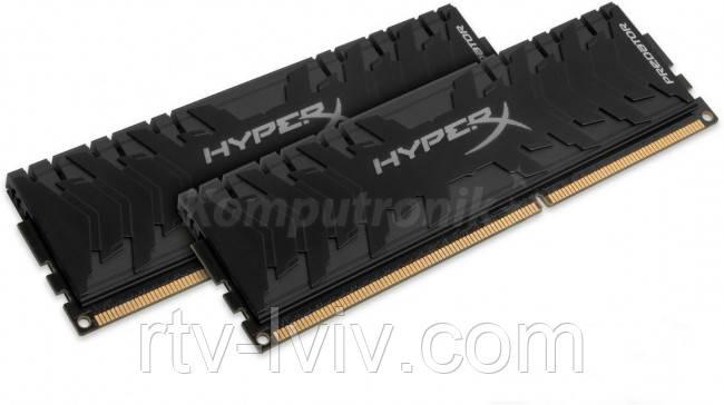 HyperX Predator XMP 32GB [2x16GB 3200MHz DDR4 CL16 DIMM]