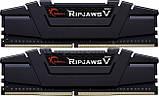 G.SKILL RipjawsV Black 32GB [2x16GB 3600MHz DDR4 CL16 XMP2 DIMM], фото 2