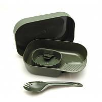 Набор туристической посуды Camp-A-Box Light olive green