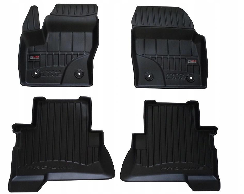 Коврики в салон Ford Kuga II 2013-2019 Frogum Pro-Line 3D409682